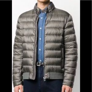 Belstaff Mens Circuit Fallow Down Jacket Size 40/M